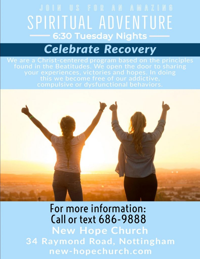 Celebrate Recovery